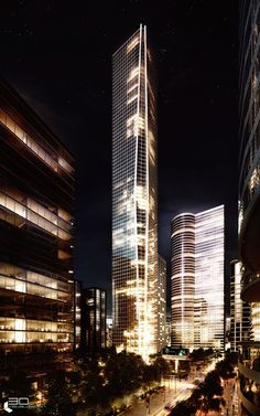eVo City by eVO , via Behance: