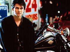 Christian Slater as JD, Heathers HE'S FREAKING INSANE.