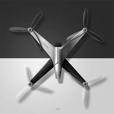 Adrian Mankovecký (@adrians_creations) • Fotky a videá na Instagrame Drones, Aerial Camera, Futuristic Robot, Concept Draw, Abstract Iphone Wallpaper, Industrial Design Sketch, Drone Technology, Aircraft Design, Simple Shapes