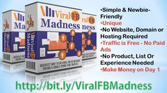 http://bit.ly/ProfitBuilderBiz, VIRAL FB MADNESS REVIEW - CRACKS THE FACEBOOK CODE - BONUS WEB TRAFFIC SPREADER, viral fb madness, viral traffic, viral traffic dominator review, viral traffic software, viral traffic ninja viral traffic rush, viral traffic hack, viral traffic dominator, viral traffic stop, viral traffic script, viral traffic enforcer, viral traffic video, viral traffic generator, viral traffic plugin, viral traffic software for free traffic