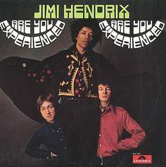 Jimi Hendrix - Are You Experienced Reissue (UK Cover / Mono), $22.97