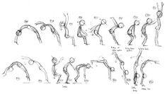 Chris Hirata l Animation & Illustration: Animation Mentor Advanced Body Mechanics: Week1