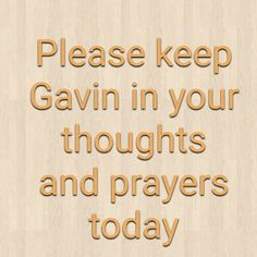 """Please keep Gavin in your thoughts and prayers again""   Please keep Gavin in your thoughts and prayers today   ..... to get the full story, click the link and the ""Like"" button. ;-)   http://www.lostandtired.com/2014/09/03/please-keep-gavin-in-your-thoughts-and-prayers-again/  #Autism #Family #SPD #SpecialNeedsParenting"