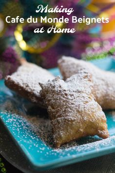 Making Cafe Du Monde Style Beignets at Home - The Coupon Project