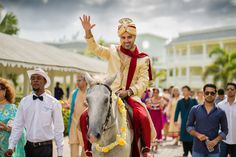 "The Groom - Images from a recent Indian Wedding "" The Grand Palladium Jamaica"