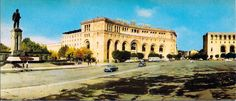 Yerevan Armenia 1968