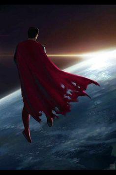 Superman, Last Son of Krypton, concept art by Lorenz Hideyoshi Ruwwe #LorenzHideyoshiRuwwe #Superman #ClarkKent #KalEl #JusticeLeague #JL #Krypton #ManofSteel #DailyPlanet #Smallville #Metropolis