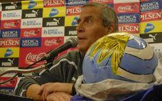 """Notitur.: Tabárez sobre Páez Vilaró: """"Lo evocaremos en cada ... http://destinosdeluruguay.blogspot.com/2014/02/tabarez-sobre-paez-vilaro-lo-evocaremos.html"""