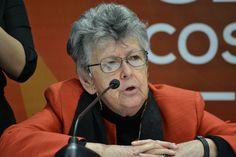 La nueva jueza de la Cidh dijo estar preocupada por la situación que viven las mujeres costarricenses. En la imagen, Elizabeth Odio. Archivo CRH