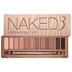 Naked3: rose-hued neutrals