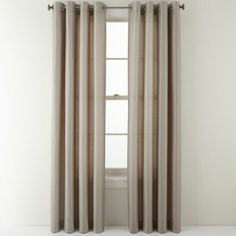 master bed curtains