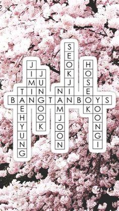 55 Ideas for bts wallpaper backgrounds names Billboard Music Awards, Bts Boys, Bts Bangtan Boy, Bts Name, Foto Jimin, Bts Pictures, Photos, Bts Backgrounds, Bts Drawings