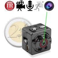 Micro-Überwachungskamera, mit IR-Nachtsicht bei www.abhoergeraete.com Spy, Videos, Design, Night Photography