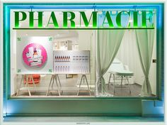 Diseño de farmacias por Marketing-Jazz - Oui Pharmacie