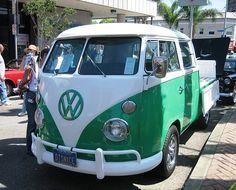 VW Double Cab Truck - 1964   Complete restoration. Belmont S…   Flickr
