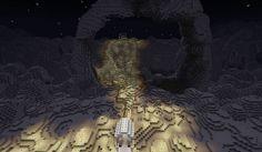 Minecraft Cataclysm Map para Minecraft 1.3.2