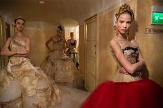 """How """"the one percent of the one percent"""" shops - Dolce&Gabbana Alta Moda Spring 2015"""