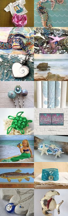What More Are You Looking For, Under The Sea by Susan on Etsy--Pinned+with+TreasuryPin.com