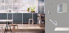 Fyndig, the cheapest IKEA kitchen.