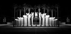 lacma lights - Google Search