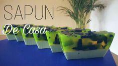 Sapun de Casa 100% Natural | Cum Sa Faci Sapun Natural Marimekko, Soap Making, Home Remedies, Projects To Try, Homemade, Health, How To Make, Diy, Youtube