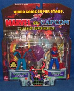 Video Game Super Stars Marvel Vs. Capcom Spider-Man Vs. Strider Action Figures Marvel http://www.amazon.com/dp/B000ZPGW3Y/ref=cm_sw_r_pi_dp_yINowb1X3YNHV