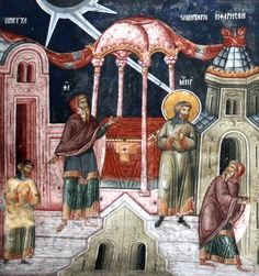 Проповед в Неделята на митаря и фарисея Sainte Cecile, Religious Art, Byzantine, Fair Grounds, Ministry, Painting, Life, Russia, Nun