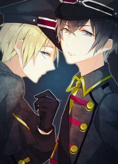 Arata and Aoi