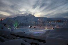 La miniera - The mine (Elvito Del Prete, Kiruna)