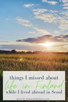 There's nothing quite like experiencing the big big world through travel and living abroad. But sometimes you just really miss home! Here are the things I missed about my life in Finland, my hometown, while I was an expat for nearly 8 years! Finnish Women, Big Big, Helsinki, I Missed, Travel Guides, Finland, Europe, Group, World