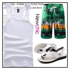 Newchic 11 by merisa-imsirovic on Polyvore featuring polyvore men's fashion menswear clothing