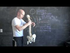 How to Correct a Scoliosis With Exercise and Stretching - Ed Paget. Upper back-side bent L, Rotated R. Pinned by SOS Inc. Resources @SOS Inc. Resources.