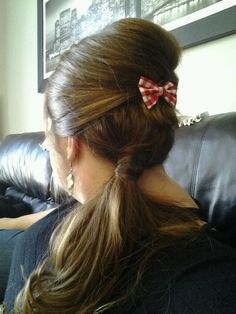 Coiffure cheveux long/  long hair updo