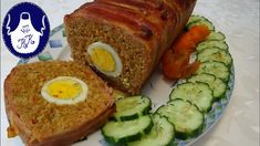 Avocado Egg, Meatloaf, Salsa, Eggs, Yummy Food, Breakfast, Youtube, Cooking Recipes, Food And Drinks