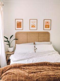 65 exclusive and new bedroom design trends 2019 37 Diys Room Decor, Home Decor Bedroom, Modern Bedroom, Bedroom Art, Girls Bedroom, Bedroom Ideas, Wall Decor, Bedroom Goals, Home Interior