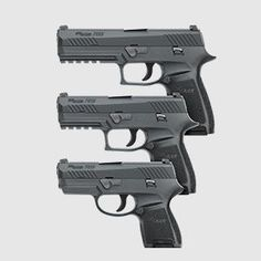 Sig Sauer P320 Family (Full-Size, Carry and Subcompact (coming ...