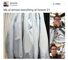 18 Things You'll Understand If You've Ever Shopped At Forever 21