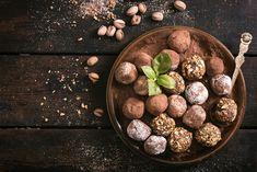 Truffles z fazolí