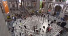 LOVE Flash Mobs!  Sound of Music | Central Station Antwerp (Belgium) http://www.youtube.com/watch?v=7EYAUazLI9k