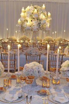 White wedding with candlelight Keywords: #weddings #jevelweddingplanning Follow Us: www.jevelweddingplanning.com  www.facebook.com/jevelweddingplanning/