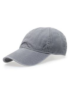 f194d094f94 Do Old Baseball Hat (Light gray) Cool Hats