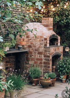 Backyard Patio, Backyard Landscaping, Patio Stone, Flagstone Patio, Concrete Patio, Patio Table, Landscaping Ideas, Backyard Waterfalls, Backyard Ponds