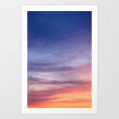 Sunset 3846 Art Print by ceciliekaroline Art Prints, Sunset, Art Impressions, Sunsets, The Sunset, Art Print