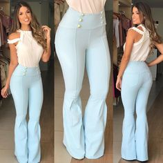 Fitness Outfits Curves 39 New Ideas Hot Outfits, Classy Outfits, Pretty Outfits, Girl Outfits, Outfits Dress, Fashion Pants, Girl Fashion, Fashion Outfits, Womens Fashion