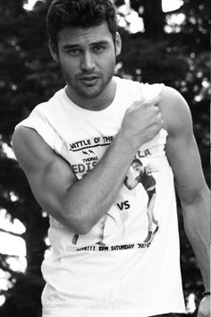 Ryan Guzman - Heck whoever you are! Love a man in cut offs!