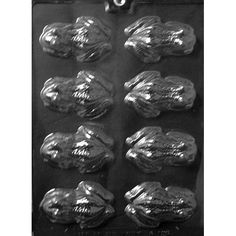 Frog Chocolate Candy Mold by SweetMolds1 on Etsy, $1.90