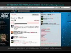 How to Easily use Twitter to Promote Your Music