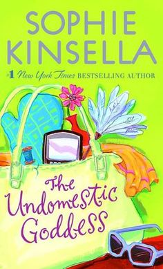 The Undomestic Goddess by Sophie Kinsella    I just purchased this book haven't read it yet...