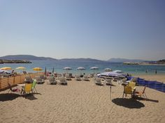 And even more of this... beach at Toulon