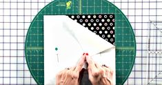 Using Layer Cakes, She Makes This Quilt That Only Looks Tricky, But Is Quite Simple!